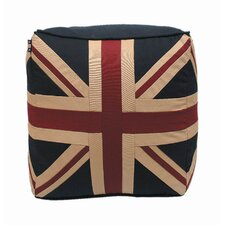Union Jack Patriotic Duck Pouffe