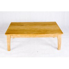 <strong>Les Jardins</strong> Teak Stafford Rectangular Coffee Table