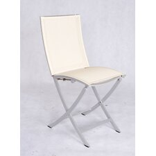 <strong>Les Jardins</strong> Dripper Folding Dining Side Chair