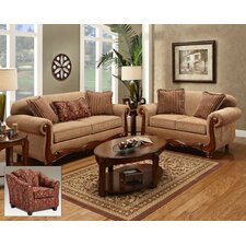 <strong>Verona Furniture</strong> Linda Living Room Collection