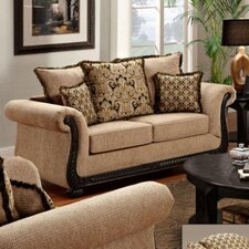 <strong>Verona Furniture</strong> Lily Loveseat