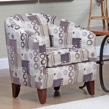<strong>Verona Furniture</strong> Lois Barrel Chair