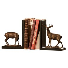 Deer Book End (Set of 2)
