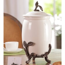 Twig Coll Canister with Lid