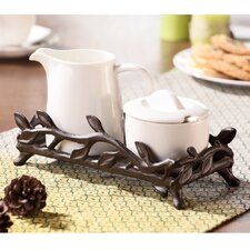 Twig Coll Sugar and Creamer Set