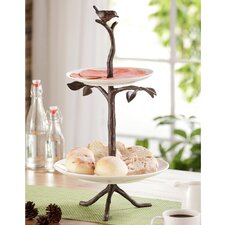 Twig Coll Plate Stand