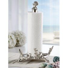 Coral Coll Paper Towel Holder