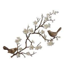 Birds and Blossom Wall Décor