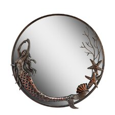 <strong>SPI Home</strong> Mermaid Round Mirror
