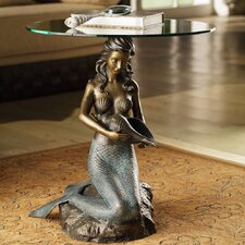 Mermaid End Table