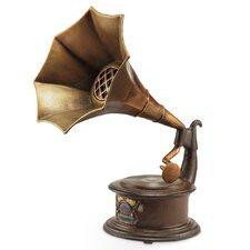 Gramophone Bluetooth Speaker