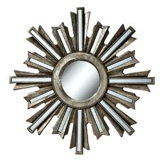 Deco Sunburst Wall Mirror