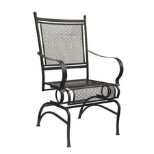 <strong>Paragon Casual</strong> Caledonia Coil Spring Dining Arm Chair