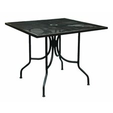 "<strong>Paragon Casual</strong> Caledonia Mesh 36"" Square Table"
