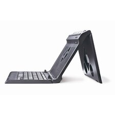 Pro-Cooling Stand with Keyboard for Laptops and Notebooks in Grey