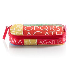 Agatha Ruiz De La Prada Word Search Oval Holdall