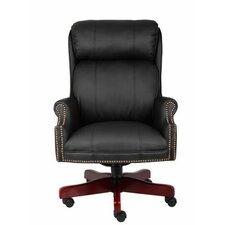 <strong>Boss Office Products</strong> High-Back Executive Chair