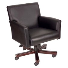 Caressoft Mid-Back Executive Chair