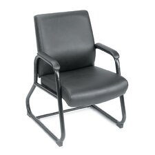 Caressoft Guest Chair with Sled Base