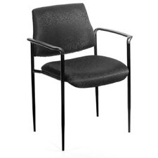 Stackable Chair with Tapered Legs