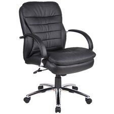 Deluxe Mid-Back Managerial Chair