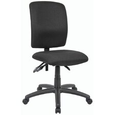 <strong>Boss Office Products</strong> High-Back Upholstered Budget Task Chair