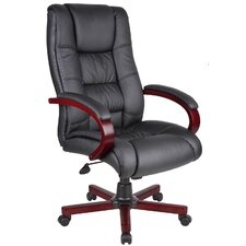 <strong>Boss Office Products</strong> High Back Executive Chair
