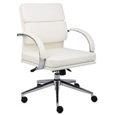 Mid-Back Caressoft Plus Executive Chair