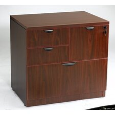 4-Drawer Combo  File