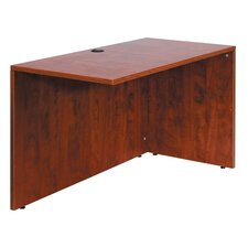 "48"" W Reversible Desk Return"