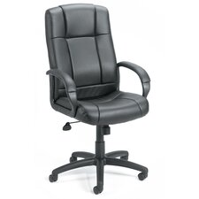 <strong>Boss Office Products</strong> High-Back Caressoft Executive Chair
