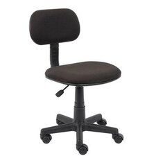 Adjustable Steno Low Back Task Chair