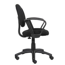 <strong>Boss Office Products</strong> Adjustable Deluxe Low-Back Office Chair