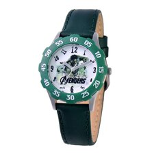 Boy Avenger Tween Watch