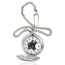 Hulk Pocket Watch