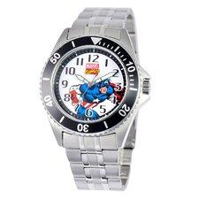 Men's Captain America Honor Bracelet Watch