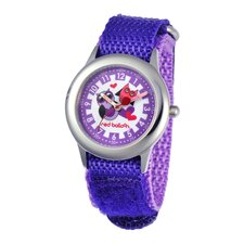 Girl's Love Owl Kid's Time Teacher Watch