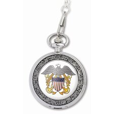 <strong>EWatchFactory</strong> Men's Armed Forces Pocket Watch