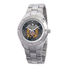 Men's U.S. Navy Bracelet Watch