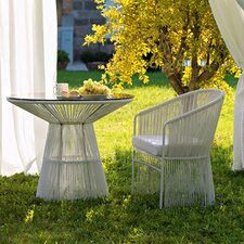 Tibidabo Dining Chair in White