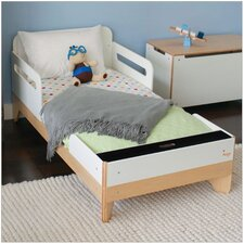 Little Modern Toddler Panel Bed