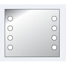 "80cm Beleuchteter Spiegel ""DotLight"""