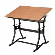 <strong>Alvin and Co.</strong> Craftmaster III Wood Drafting Table