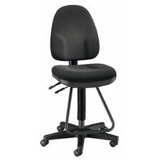 <strong>Alvin and Co.</strong> Backrest Executive Monarch Office Chair