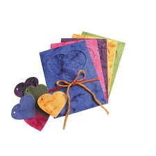 Marble Heart Card Cut Out Kit