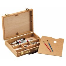 <strong>Alvin and Co.</strong> Wood Sketch Box