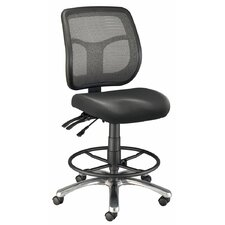 <strong>Alvin and Co.</strong> Mesh Back Argentum Office Chair