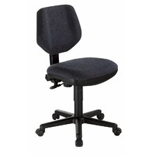 <strong>Alvin and Co.</strong> Backrest Classic Deluxe Task Chair
