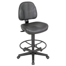 <strong>Alvin and Co.</strong> Backrest Leather Premo Ergonomic  Office Chair