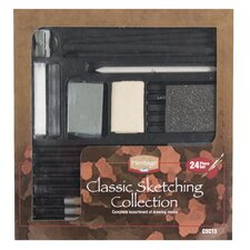 <strong>Alvin and Co.</strong> Classic Sketching Set